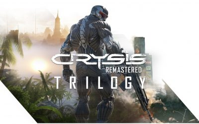 Crytek places their trust in us for the Crysis Remastered Trilogy campaign