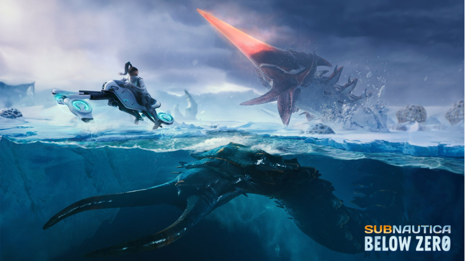 Dive with us into the fascinating world of Subnautica